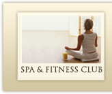 Get fit and do yoga at the GrapeSeed Spa