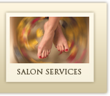 Salon Services, Manicures, Pedicures at the GrapeSeed Spa