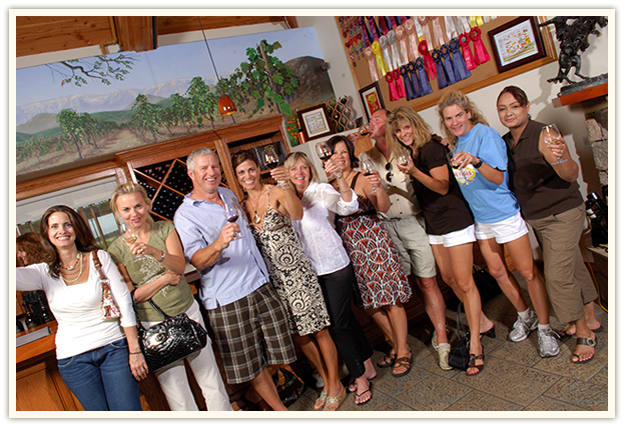 Join the Wine Club with the most benefits - South Coast Winery